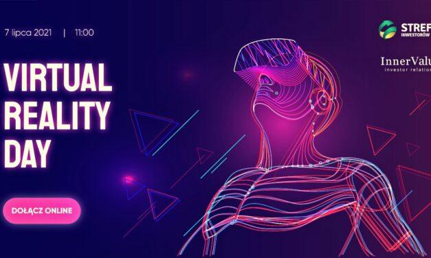 VIRTUAL REALITY DAY – konferencja poświęcona wirtualnej rzeczywistości na rynku gier i nie tylko