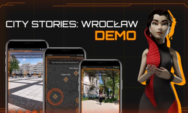 Poszukiwani testerzy do nowej gry AR – City Stories: Wrocław