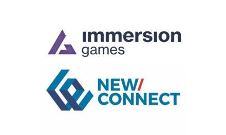 Immersion Games zadebiutuje na rynku NewConnect już 13 września!