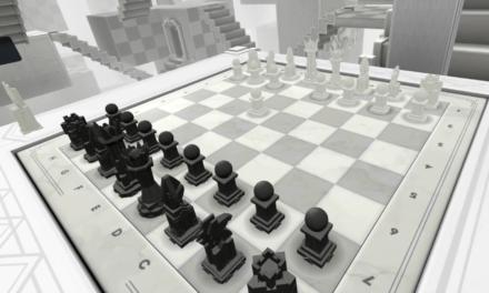 CHESS CLUB – Aktualizacja Escher z nowym środowiskiem, funkcjami i poprawkami