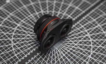 Canon prezentuje obiektyw RF 5.2mm f/2.8 L Dual Fisheye do zdjęć VR