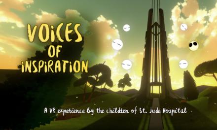 VOICES OF INSPIRATION – Wyjątkowe doświadczenie w App Lab