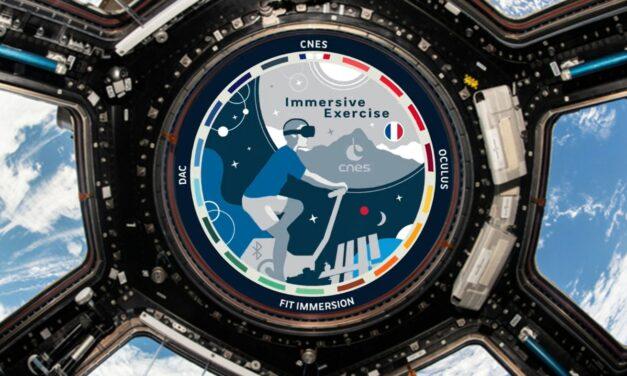 IMMERSIVE EXERCISE – Oculus Quest na Międzynarodowej Stacji Kosmicznej